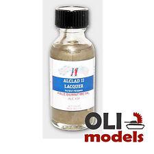 Pale Burnt Metal Lacquer 1oz Bottle - ALCLAD II LACQUER 104