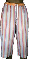 Seidensticker Schiesser Damen Schlafanzug Pyjamahose 3/4 lang DH70  Gr. 46 / 3XL