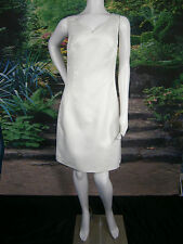 FANCY BRIDAL NY WEDDING GOWN SIZE 6 DRESS IVORY SHORT VINTAGE INSPIRED NEW