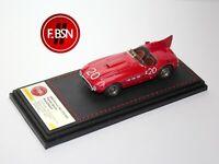 "1/43 Ferrari 340/375 MM #0268AM = ""55 Torrey Pines #20c = Ferrari_bsn = BBR"