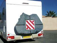 Bache Protection Haute Résistance 4 Vélos Pour Camping Car Optima