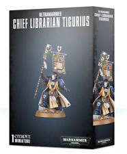 ON STOCK! Adeptus Astartes miniatures: Chief Librarian Tigurius