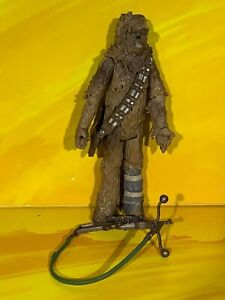 Star Wars - Legacy Collection Loose - Chewbacca (Sandstorm)