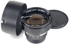 Canon EX 95 mm 3.5 + capuche