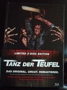 Tanz der Teufel Media book Evil Dead DVD