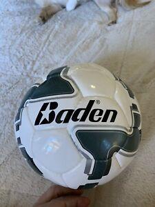 Baden Soccer Ball Size 5 Lexum Nfhs Soft Valve System Sx55
