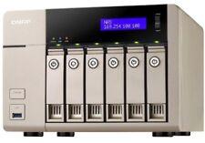 Qnap TVS-663 6-Bay Desktop NAS Enclosure