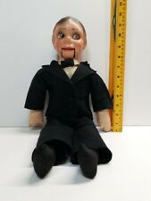 Antique Composition/Cloth/Charlie McCarthy Ventriloquist Dummy Doll