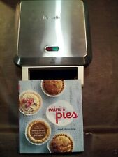 BREEVILLE MINI-PIE MAKER MODEL# BP1640XL