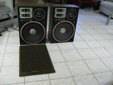 Pair Vintage Sansui SP-X9900 Floor Speakers