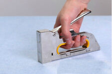 qualité toile MAIN PISTOLET AGRAFEUR Rapid 13 / 4-6-8mm Grand anse métal