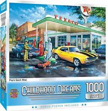 Childhood Dreams Pops Quick Stop 1000 Piece Jigsaw Puzzle