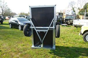 Kasten Anhänger Brenderup 1205SUB750 Kippi 100 Km/h