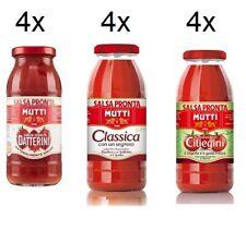 Testpaket Mutti Salsa Pronta Tomatensauce 100% Italienisch flasche ( 12 x 300g )