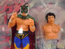 Tiger Mask Satoru Sayama Figure Wrestling Uomo Tigre Charachter