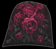 GORRO BEANIE - SANGRE ROSA - Gorra Sangriento rosas - Fantasía Gótica SPIRAL