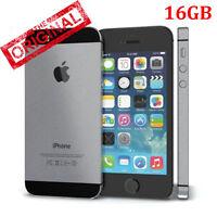 Apple iPhone 5S 16GB Gris Espacial Desbloqueado Móvil Libre Smartphone Garantía