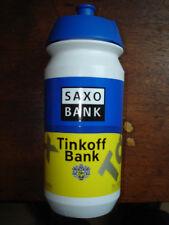 CYCLISME    Bidon  SAXO BANK  TINKOFF BANK   2013