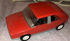 Playmobil Vintage Red & Grey Family Car Leisure
