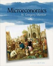 Principles of Microeconomics by N. Gregory...