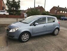 VAUXHALL CORSA 1.2 CLUB 2008 57 PLATE **SPARES OR REPAIRS**