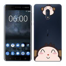 Soft TPU Silicone Case For Nokia 6 Protective Phone Back Covers Skins Clear