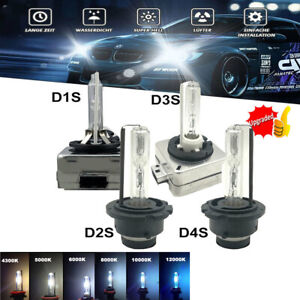 D1S D2S D3S D4S 35/55W Xenon HID Kit or Bulbs Replace Car Head Fog Light  DC 12V