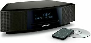 Brand New ((SEALED)) Bose Wave IV Music System CD MP3 AM/FM - Espresso Black!