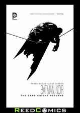 BATMAN NOIR THE DARK KNIGHT RETURNS DELUXE EDITION HARDCOVER (208 Pages)