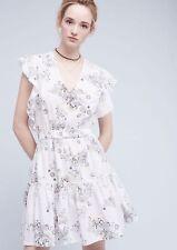 NWT Anthropologie Adonia Printed Dress Steele / XS