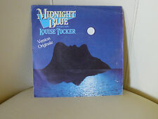 DISQUE 45 T MIDNIGHT BLUE A PROJECT WITH LOUISE TUCKER