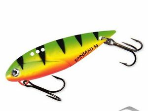 Spinmad Amazonka 45mm 5g Cicada Leurres Autres Made in Poland COULEURS