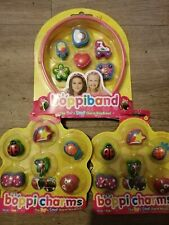 boppiband Headband Hairband With Collectible 6 Charms 043