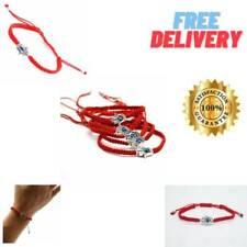 Gift Red Lucky Bracelet Evil Eye Bracelet With Hamsa From Jerusalem FREE SHIPING