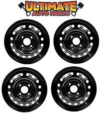 "Wheels (Set of 4) Steel 15"" for 04-06 Hyundai Elantra"