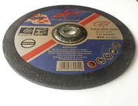 10 - 50 Schruppscheibe 230 mm x 6,0 mm  Flexscheibe Schleifscheibe Inox Metall