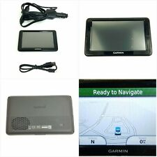 "Garmin Nuvi 2555LM 5"" GPS Tested Navigation Bundle Cord Charger Lifetime Maps"