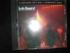 LET'S DANCE CD 1987 EDDY GRANT GARY'S GANG PATRICK HERNANDEZ DAN HARTMAN CHICAGO