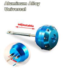 Universal Aluminum Alloy Blue Turbo Adjustable Wastegate Actuator & Rod Hotsales