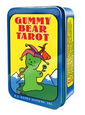 GUMMY BEAR  TAROT CARDS DECK :GUIDANCE IN TIN GAME CAT ResQ