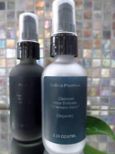Skin Cleanser For Acne Fruit Acids, Panthenol B5 DMAE