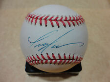 TOM EVANS TORONTO BLUE JAYS SIGNED AUTOGRAPH AMERICAN LEAGUE BASEBALL W/COA