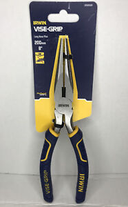 IRWIN Vise-Grip ProTouch Long Nose Pliers 200mm (8in) - 10505504.