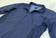 Patagonia Polartec Windbloc Softshell Jacket Men's size XL charcoal black w logo