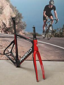 Pinarello Gan S Frame Set 53cm Carbon Red Shiny