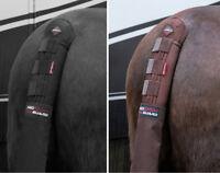 LeMieux TAIL GUARD & Detachable BAG Waterproof Protective Airprene Black/Brown