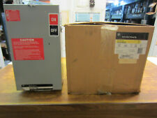 BRAND NEW SB363RGR GE SPECTRA BUSWAY SWITCH PLUG,  100 AMP, 600V, WITH GROUND