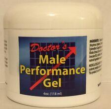 MALE PERFORMANCE GEL CREAM BODYBUILDING HORMONE PRE POST WORKOUT MEN GROWTH GH