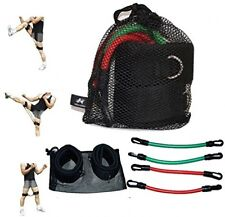 Wellsem Kinetic Speed Agility And Strength Leg Resistance Bands Jump Trainer (