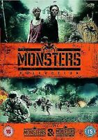Mostri/Monsters - Scuro Continent DVD Nuovo DVD (VER51899D)